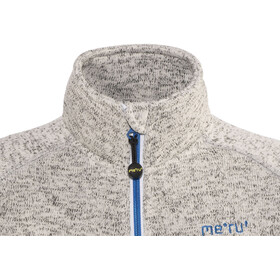 Meru London Fleece Jacket Kids grey